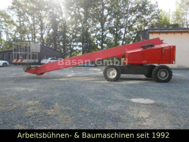 Genie Arbeitsbuhne TKD 2100, AH 22 m - 1989
