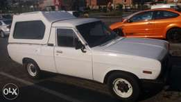Good reliable 1400 bakkie looking for a new owner.