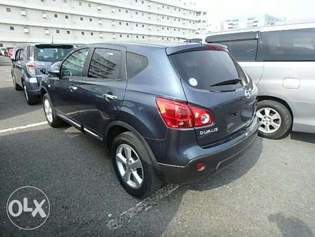Nissan Dualis 2010 model. KCP number Loaded with Alloy rims, good mus Mombasa Island - image 2