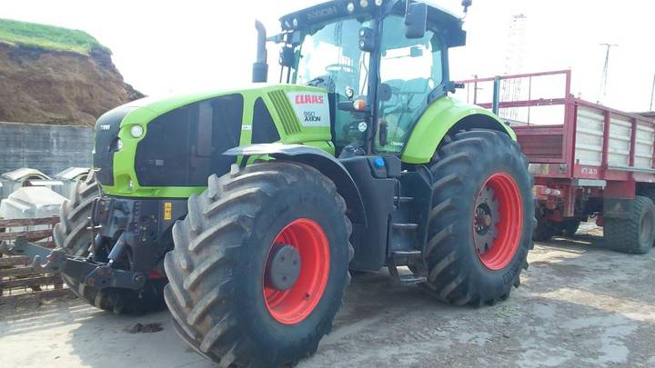 Claas Axion 950 - 2015