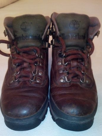 Timberland подростковые кожаные сапоги 6807b6025d769