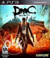 DmC: Devil May Cry Ps3 game
