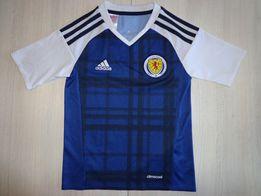 Футболка Adidas Climacool Scotland Адидас сборная Шотландии по футболу 71dc0265539d7