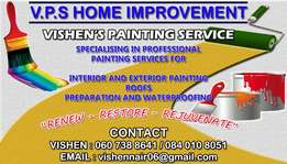Vishen's painting service