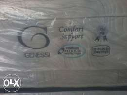 Genessi Comfort Support Memory foam double bed( Pocket coil)