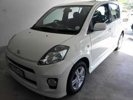Daihatsu Sirion 1.3i sport immaculate condition full house.