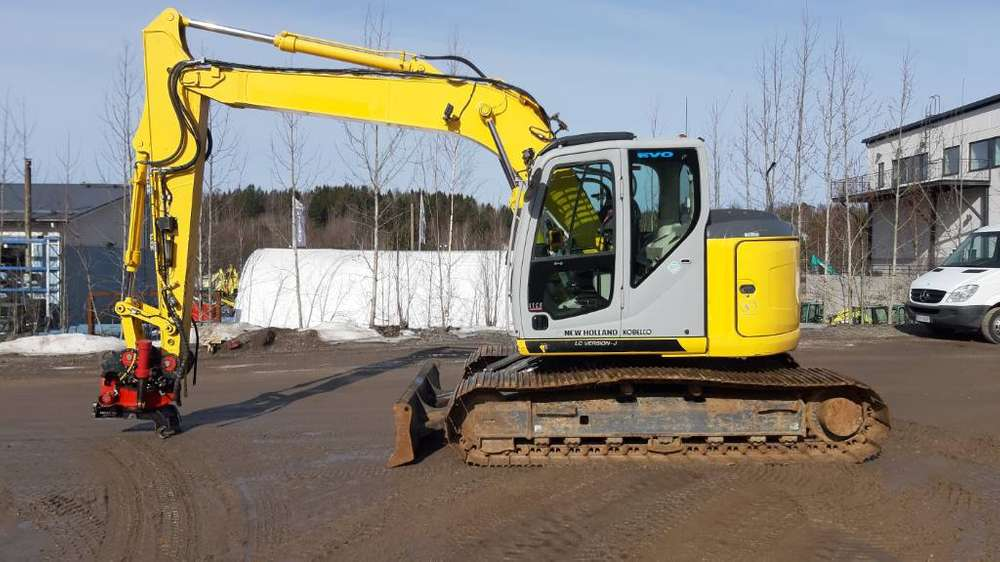 New Holland 135 - 2012