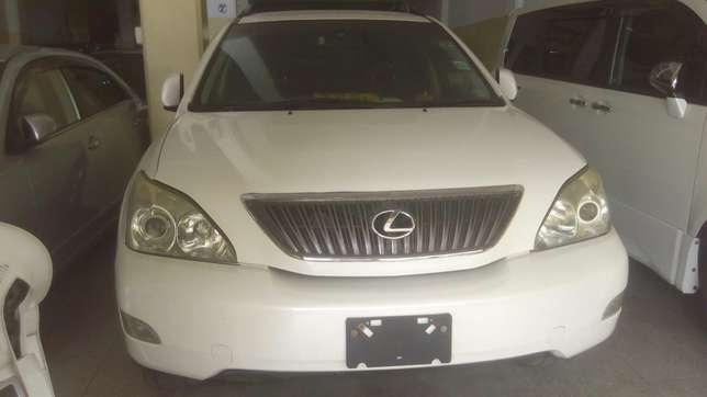 Very clean accident free Toyota Harrier On Sale Mombasa Island - image 1