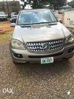 Nigerian used ml 350 Mercedes benz custom color for sale
