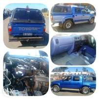 Toyota Hilux 2.7i Double Cab Wt Low Kms