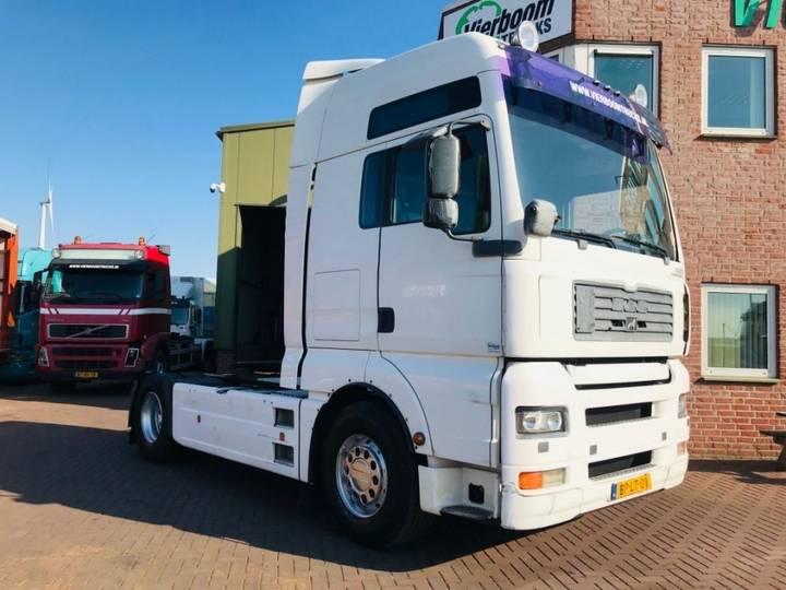 MAN Tga 18.390 Xxl Holland Truck - 2004