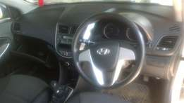 Hyundai accent 2012 model