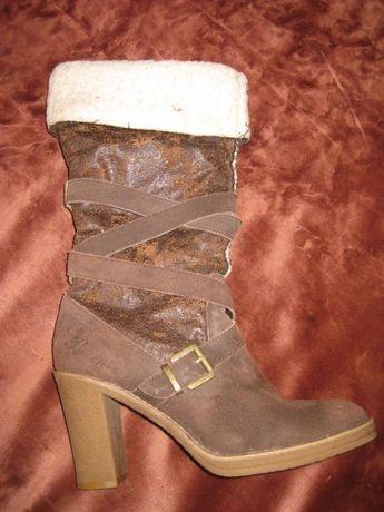 Сапоги зимние blend  500 грн. - Жіноче взуття Ірпінь на Olx 64b0d909a4944
