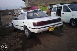 This fascinating Toyota sports only 250k