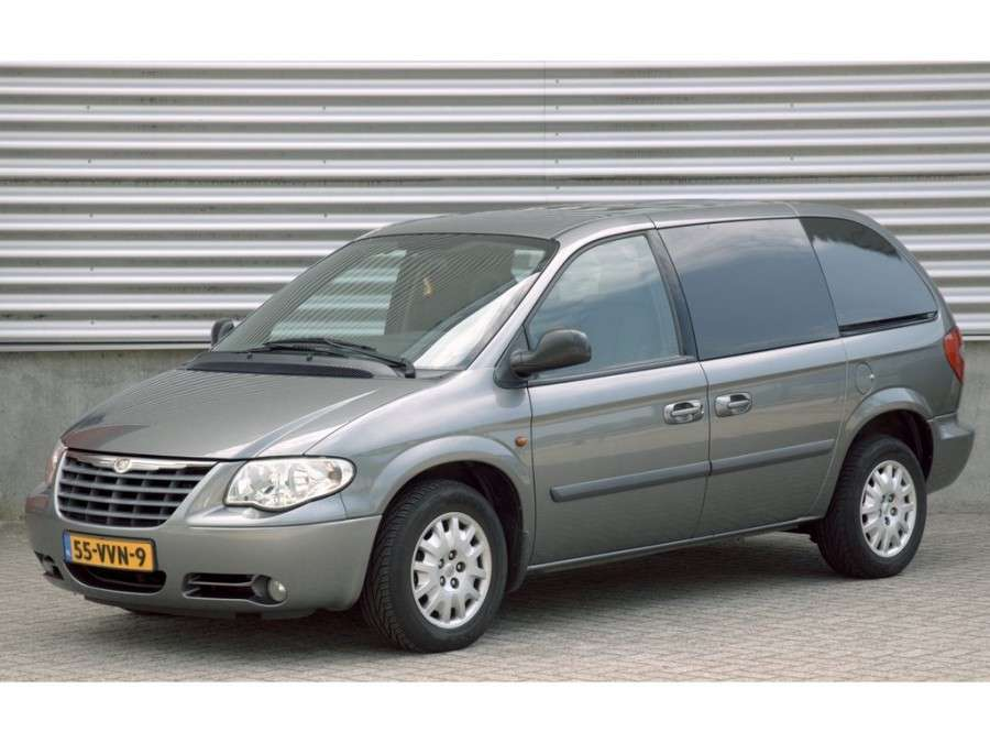 Chrysler Voyager 28 Crd Se Luxe 2008 For Sale Tradus
