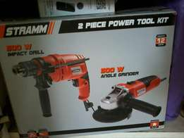 Drill and grinder 500w