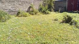 Kisumu commercial plot on sabuni road 7500sq ft with rail access