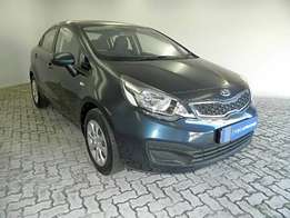 2013 Kia Rio 1.2 Sedan Grey (57000km)