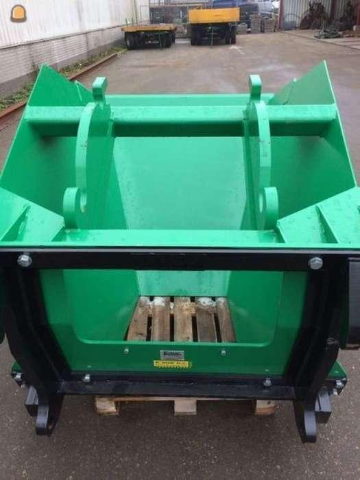 Spiksplinternieuw New BIGBAG vuller tracked excavator te koop | Tradus BU-99