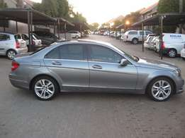 2012 Mercedes Benz C200 CDi Avantgarde Auto 7 Speed
