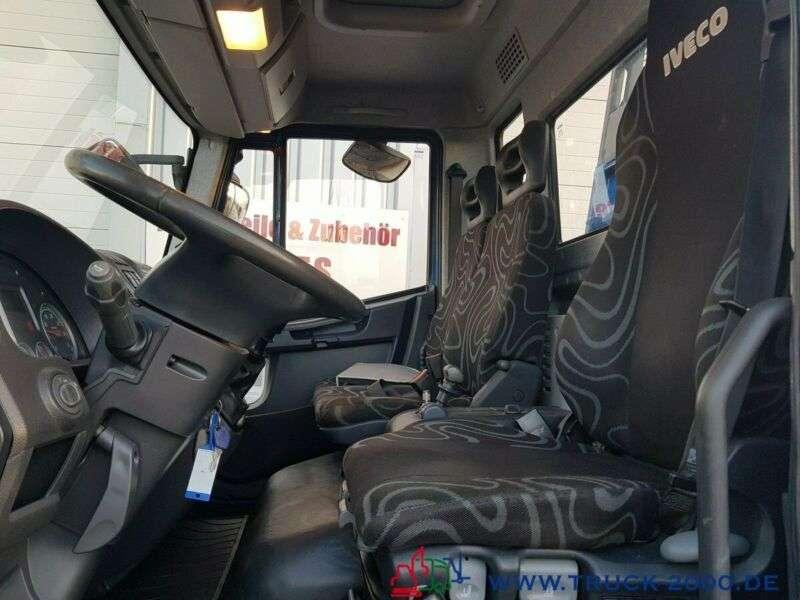 Iveco 120 E 28 EEV Meiller nur 64TKM 3 Sitzer 2x AHK - 2014 - image 13
