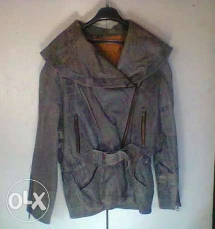 Imported Genuine Leather Jacket Retreat - image 1
