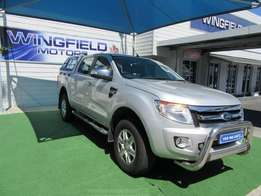 2012 Ford Ranger 3.2 TDCi XLT 4X4 Automatic d/cab