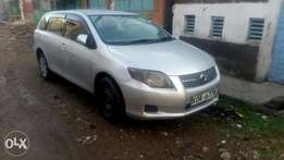 Toyota Fielder KCA..Very Clean and in Excellent condition.