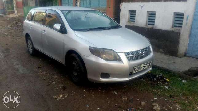 Toyota Fielder KCA..Very Clean and in Excellent condition. Parklands - image 1