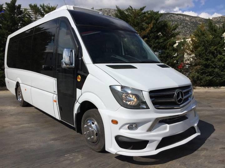 Mercedes-Benz SPRINTER 519 CDi XXL PANORAMA - 2018