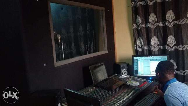 Record Your Music With House 10 Studio Egbeda - image 3