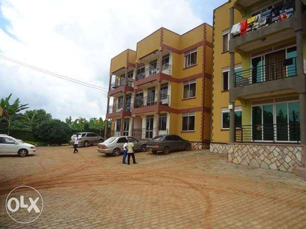 2,bedroom apartment for rent in kisaasi center at 490,000= Kampala - image 1
