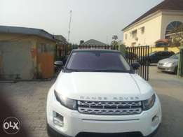 Range Rover evogue 2012 Nigeria use for sale
