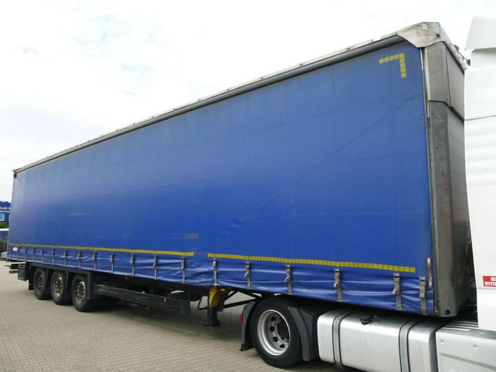 Schmitz Cargobull SCB S3T Varios - 2013