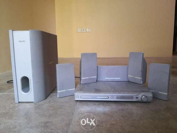 Philips DVD Home Theater 5.1