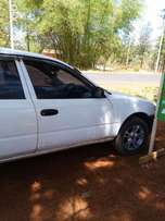 Toyota DX Excellent condition auto white buy and drive ...