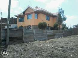 5 Bedroom House in Utawala with Title on Sale