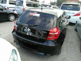 BMW 116i KCM number 2010 model loaded with alloy rims, good music