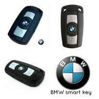 We do key programming, key cutting for BMW keys and shell replacement
