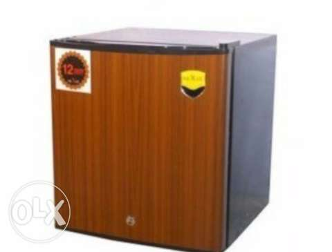 Nexus NX-65 Fridge-Wood/Silver/Black Ifako Ijaye - image 1