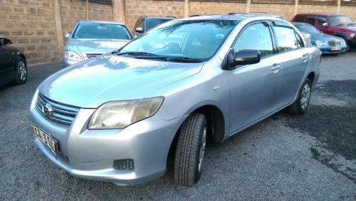 2007 Toyota Axio KCA Auto 1500cc. Fuel efficient!! Quick sale!! Karen - image 8