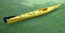Necky Narpa Touring Kayak for Sale.