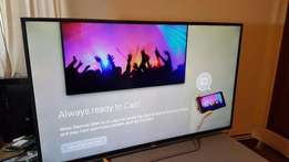 SONY 55-inch SUPER Smart 4K UHD HDR LED ANDROID TV-55XD7005,built in W