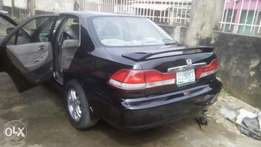 Very clean Honda Accord Honda Accord baby boy for sale