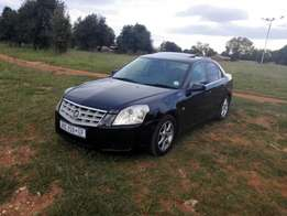 Executive! Black classy Cadillac for R86000