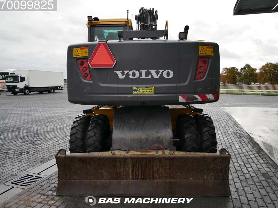 Volvo EW140C New tyres - all functions - 2010 - image 9