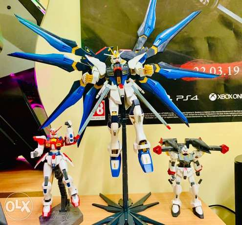 Gundam Breaker Collectible