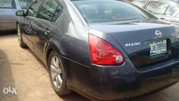 Six months used Nissan maxima 2007 model for sale