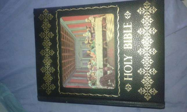 Antique Bible Townsview - image 1