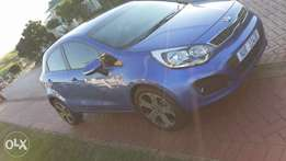 2013 Kia Rio 1.4 TEC; for sale by owner